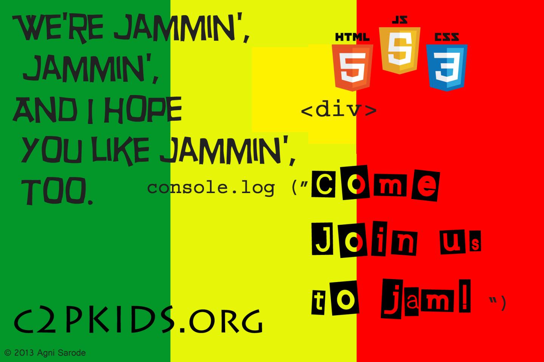 Jammin' C2P [FIXED]